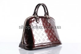 Сумка Louis Vuitton Alma Monogram Vernis (4429) цвет