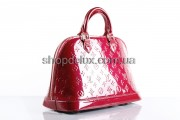 Сумка Louis Vuitton Alma Monogram Vernis
