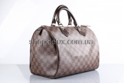 Купить Сумка Louis Vuitton Speedy 30 Damier Ebene