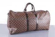 Дорожная сумка Louis Vuitton Keepall 60 Damier Ebene
