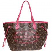 Сумка Louis Vuitton Neverful Monogram