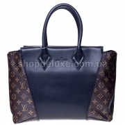 Сумка Louis Vuitton W 2014 (3-117) цвет Черный